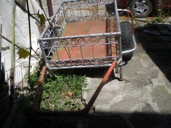 градинска количка