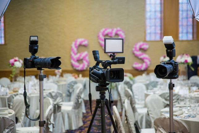 Filmari Bluray fotografii profesionale - echipe complete pt evenimente