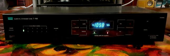 Tuner Sansui T-909 made in Japan
