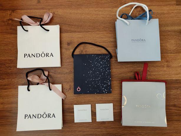 Plasute Pandora.
