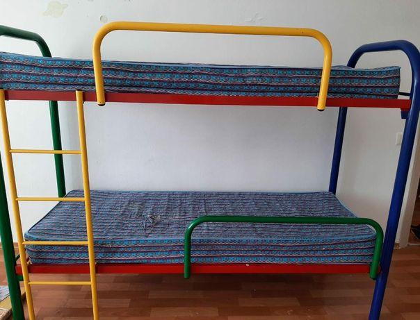 Кровать 2-х ярусный 2×80