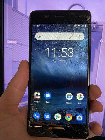 Продам тел Nokia на Android