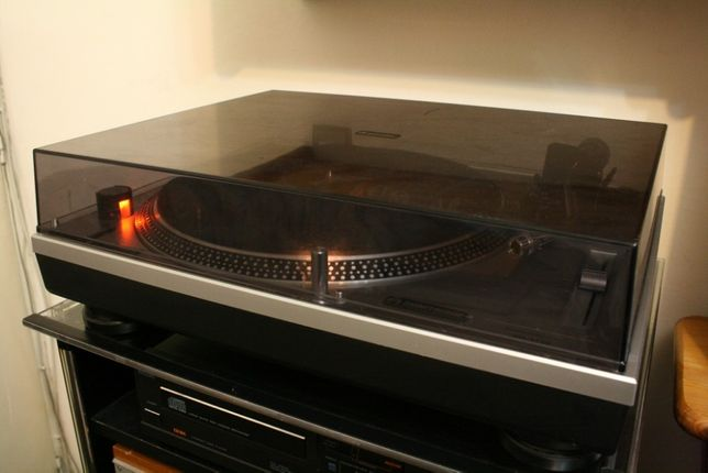 Pick-up Omnitronic BD-1550 Professional Belt Drive Turntable