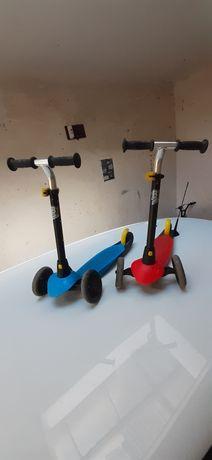 Тротинетки сгъваеми с 3 колела