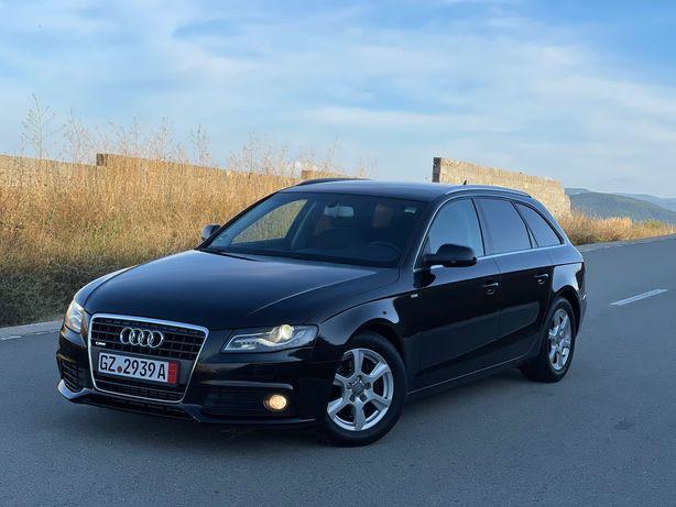 Audi A4 B8 S-Line An 2011 Euro 5 2.0TDI 143Cp Led/Scaune sport/Navi/
