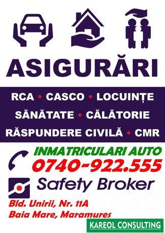 Servicii Complete Inmatriculari - ASIGURARI AUTO