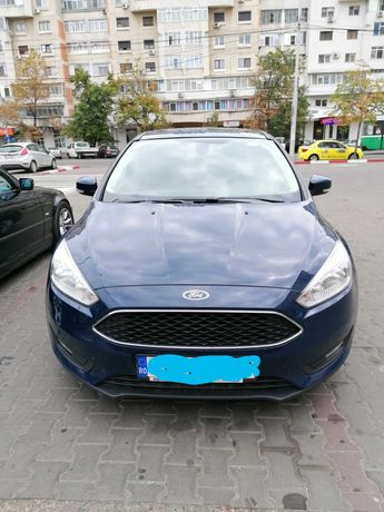 Ford Focus eco boost 1.0