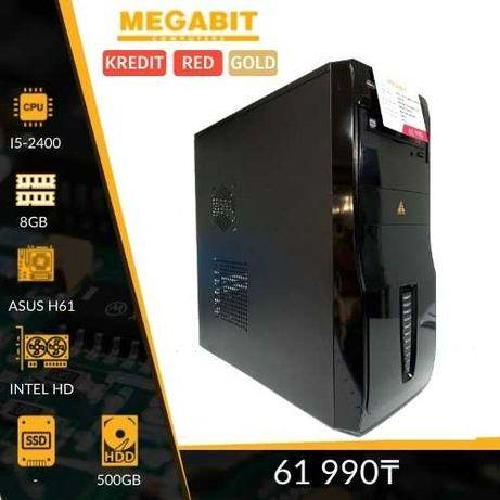 Системный блок Intel Core i5-2400/8GB-ОЗУ Магазин MEGABIT