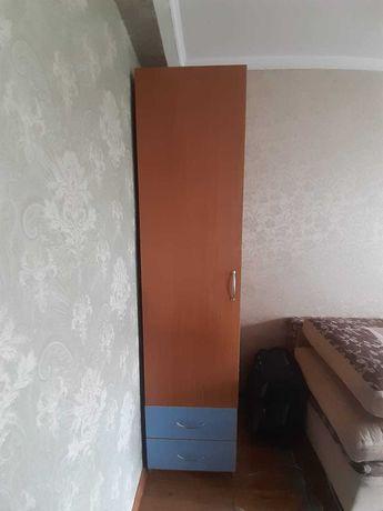 Шкаф-пенал светлый 9000тнг