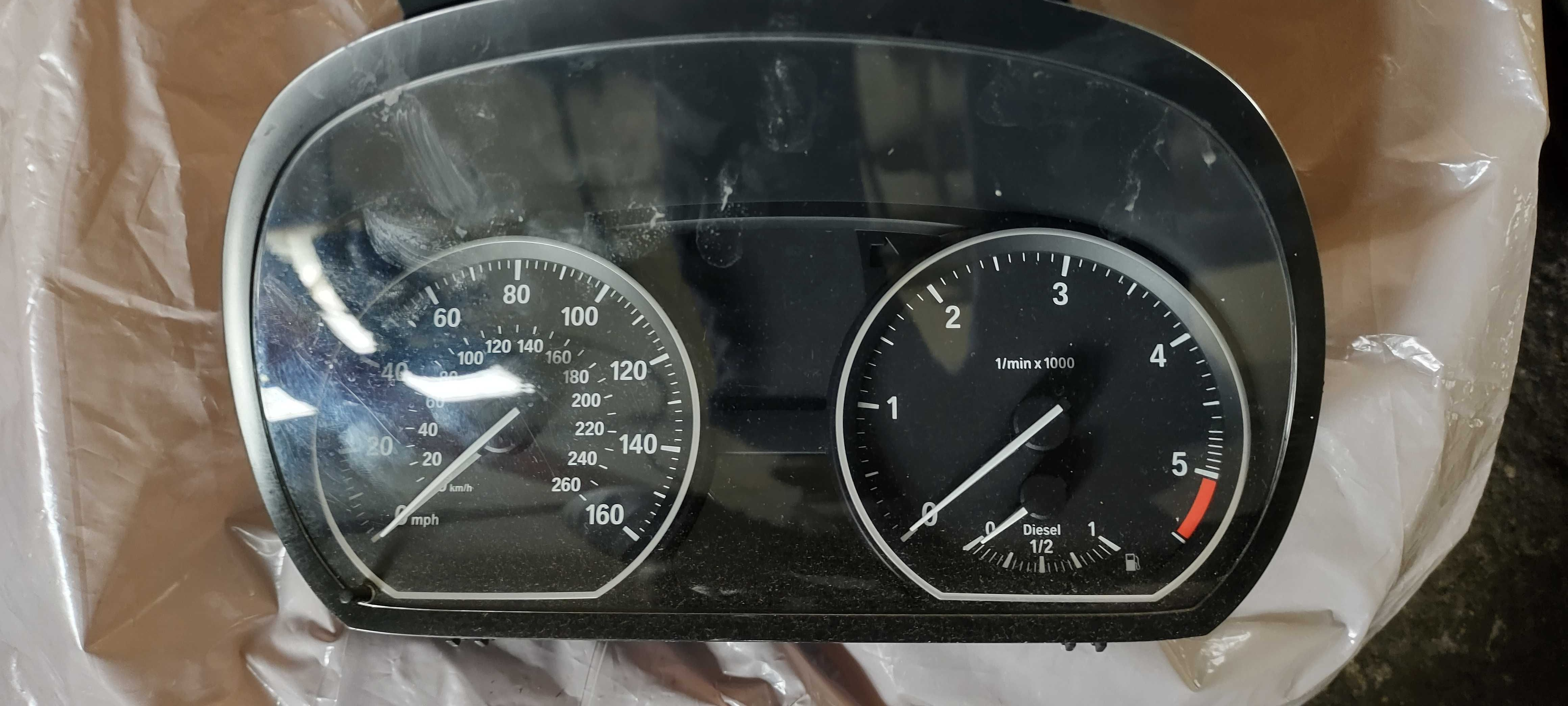 Километраж - /БМВ/BMW/- е81 123d N47D 204кс.