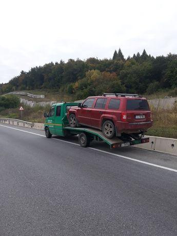 Tractari Auto NON-STOP  Cluj, Florești, Gilau