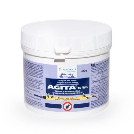 Insecticid muste agita