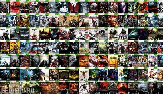 Игры XBOX 360/Sony PlayStation 2 Весь ассортимент