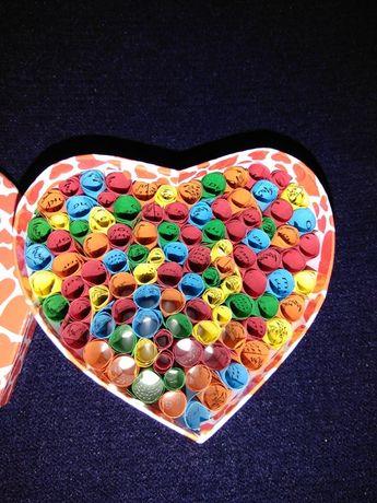 Кутия със 100бр причини за любов