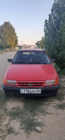 Opel Astra Сатам жаксы ұсталған бари жаксы кызыл цвет номер каз учетЮ