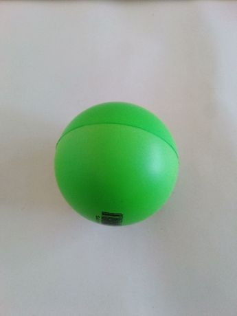 Плажна топка от каучук - САМО по телефон!