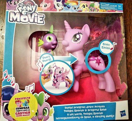 My Little Pony Printesa Twilight Duelul Prieteniei romana NOU/sigilat