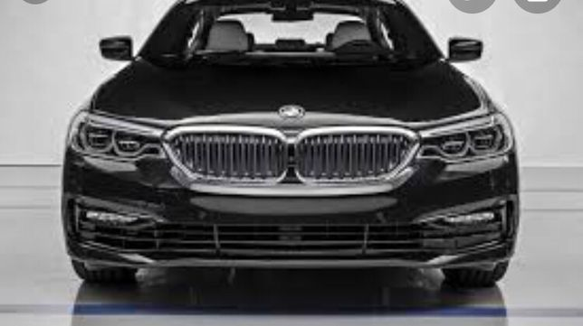 Dezmembrez BMW SERIA 5 G30 G31  far,bara,capota,trager,aripa,oglinda