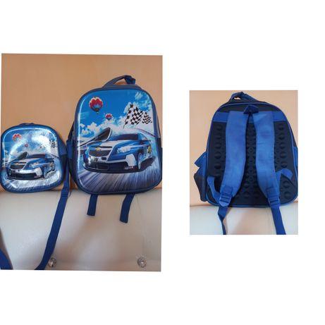 Школьный рюкзак в паре