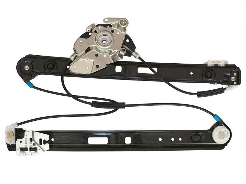 машинка механизъм за стъклоповдигач ел стъкло bmw бмв е46 + гаранция гр. Пазарджик - image 1