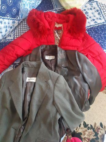 Куртка пиджак женский