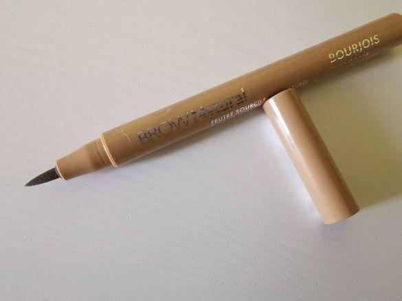 Молив за вежди ~ Bourjois ~ Brow Duo Sculpt Eyebrow Pencil ~ 21 Blond