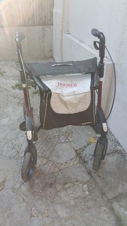 Немски ролатор, проходилка за инвалиди, за разходка, раздвижване