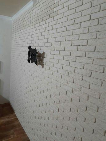Продам венецианский кирпич гипсовый декоративный камень 1000 тг м²