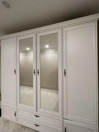 шкаф для спальни большой