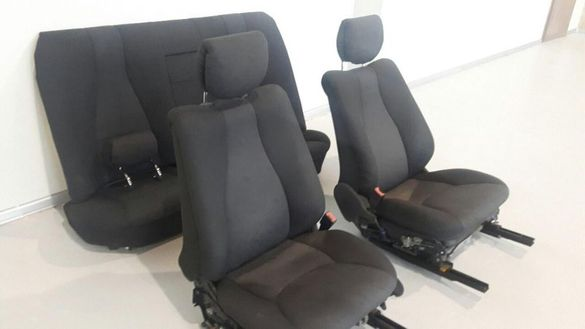 Седалки салон за Мерцедес S класа 2002г
