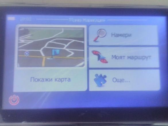 Продава GPS  навигация!