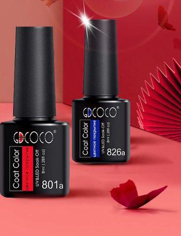 Гел лак GDcoco - 40 цвята