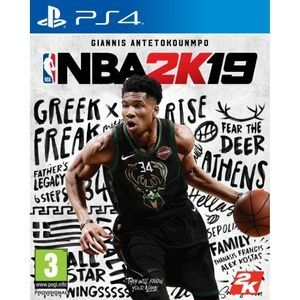 NBA 2019 Ps4