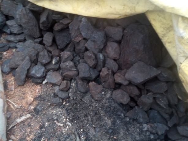 Cărbune lignit selectat