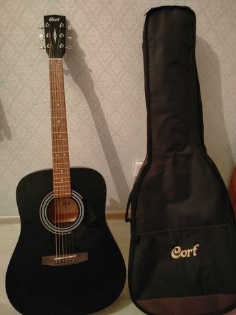 Гитара CORF AD810 BKS
