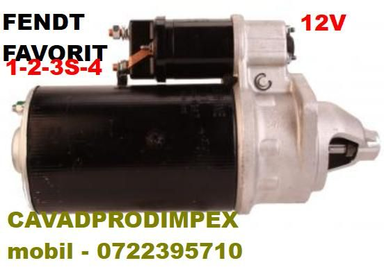 Electromotor pentru tractor FENDT Favorit 1,2,3s,4