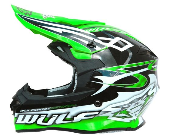 Casca atv enduro cross wulfsport Scepter-si in rate prin Tbipay