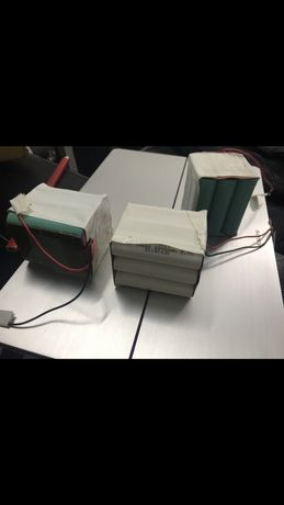 acumulatori baterii noi 12V 6.6Ah DAP PSS boxe portabile celule 18650