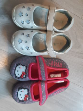 Лот Обувки+Пантофки номер 25