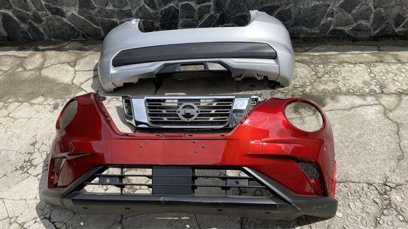 Броня за Nissan Juke 2018