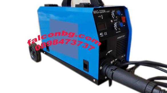 Mig-Mma 220A 230A и 260А Co2+Електрожен с количка
