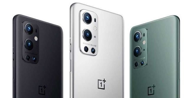 OnePlus 9 Pro 12/256G Black/Silver/Green