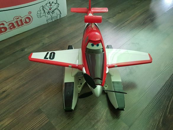 Голям Disney planes Dusty Crophopper