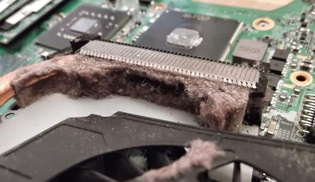Чистка ноутбуков от вирусов, ускорение ноутбука.