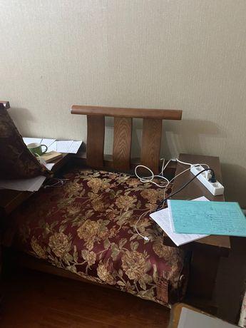 Продам диван и кресло из чистого дерева