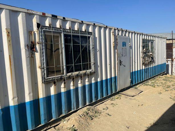 Продам контейнер 40футов или обменяю на 20 тонный