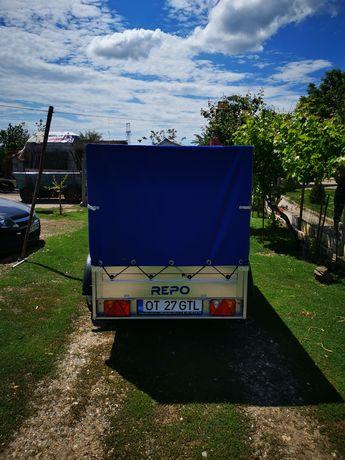 Închirieri remorca 750kg