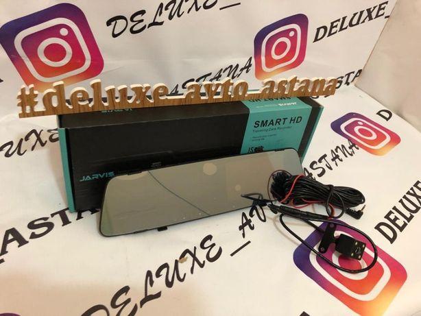 Продам видеорегистратор-зеркало 3в1 Full HD+камера заднего вида