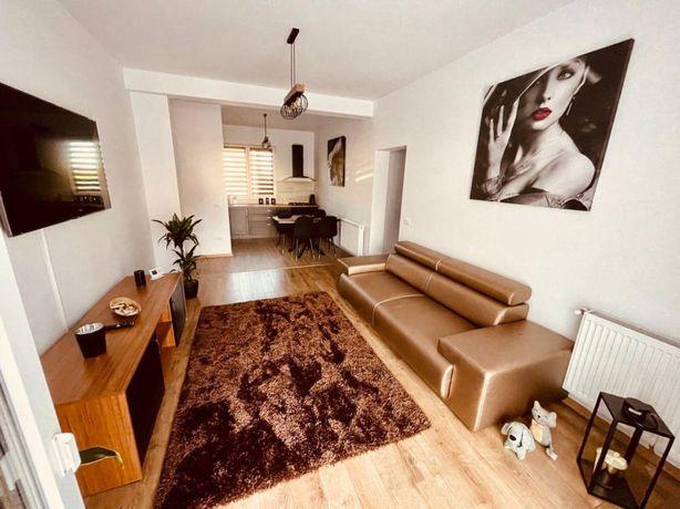 Vand Apartament 3 camere Dumbravita complet mobilat si utilat