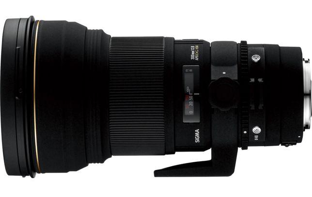Объектив Sigma 300mm f/2.8 APO EX DG Canon